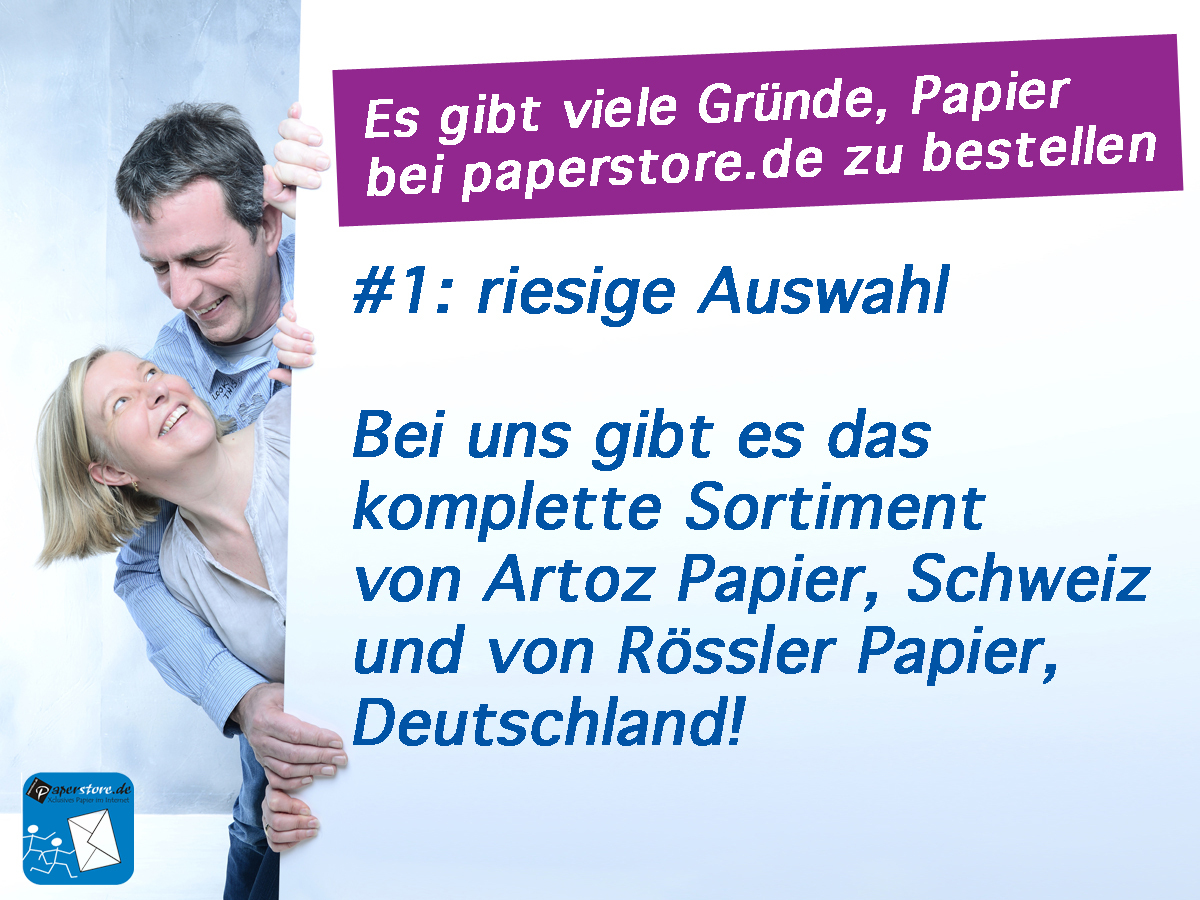 paperstore Papier im Internet August